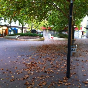 Осень в Канберре