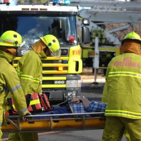 Лейбористы потеряли поддержку пожарных.