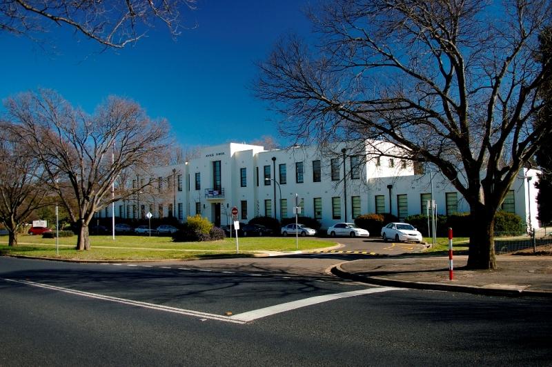 Школа Эйнзли в Брэддоне - одна из старейших школ в Канберре