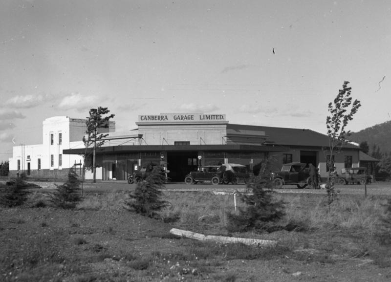Первая автомастерская в Брэддоне на ул Морт