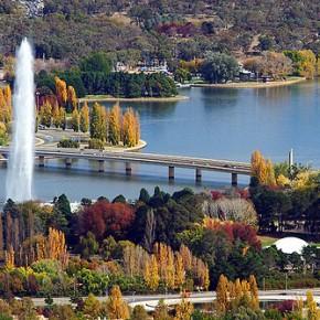 Путешествие в Канберру и Сидней