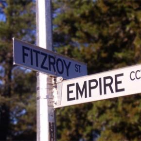История в названиях Канберрских улиц