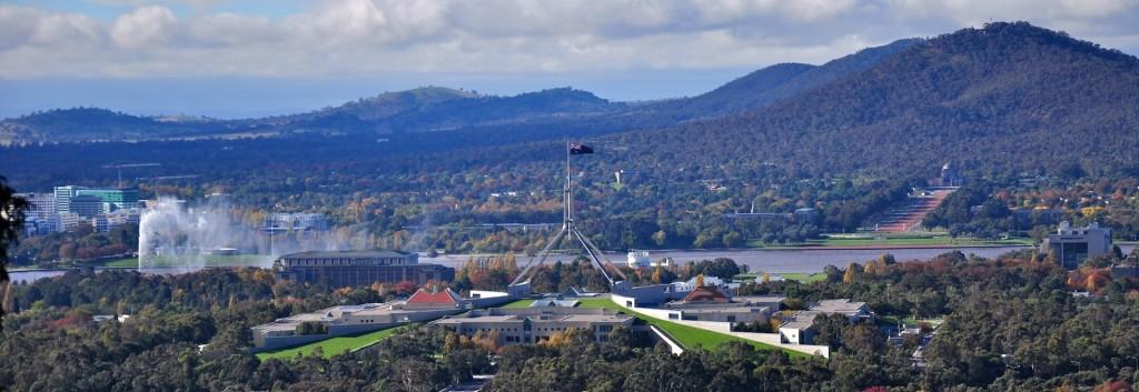 CanberraR