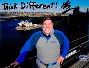 Стив Возняк хочет стать Австралийцем