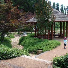 """Японский Парк """"Нара"""" и Фестиваль в Канберре"""