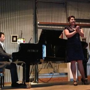 Концерт в Галерее Криспа
