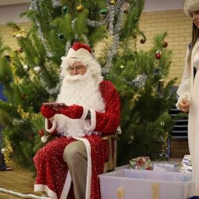Детская Рождественская елка