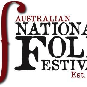 Национальный Фольклорный фестиваль в Канберре
