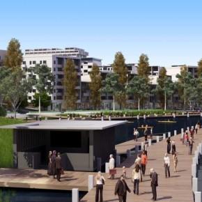Новый план развития Канберры