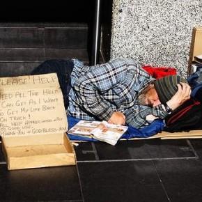 Тяжело ли быть бездомным в Канберре?