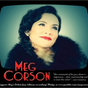 Джазовый концерт Мег Корсон
