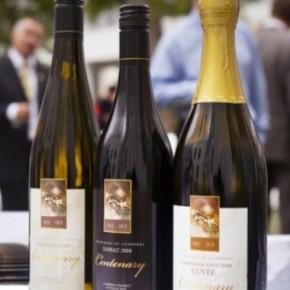 Юбилейные вина Канберры