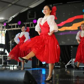 Русская община на Фестивале