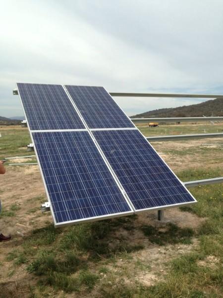 SolarFarm-ACT 1