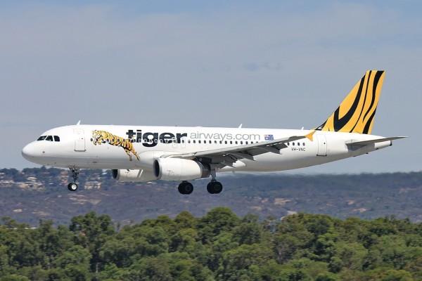 Tiger Airways A320