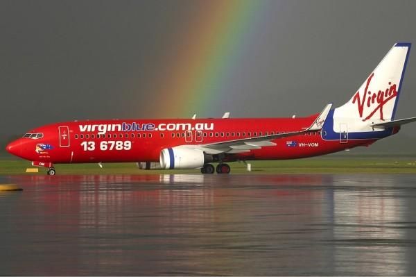 Virgin Blue Boeing 737