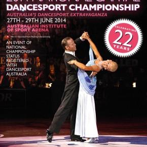 Тацевальный чемпионат снова в Канберре