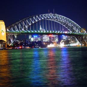 Очередной рекорд Сиднейского моста