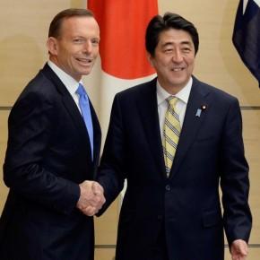 Австралиец с японцем братья вовек?