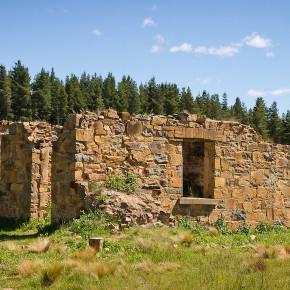 Исторические места: Colliers Homestead