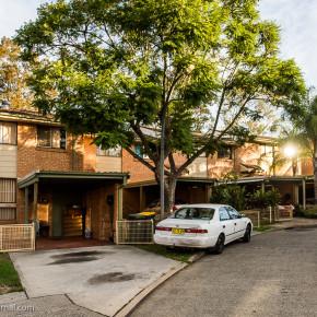 Австралийские спальные районы  - Сидней