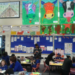 День Знаний в Канберрской школе