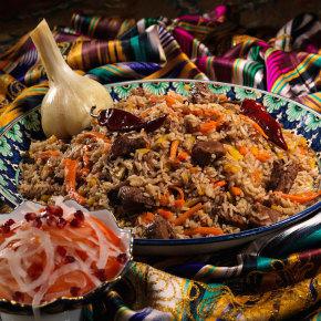 Вечер восточной кухни