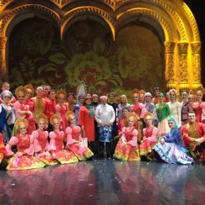 Русский национальный балет «Кострома» в Канберре