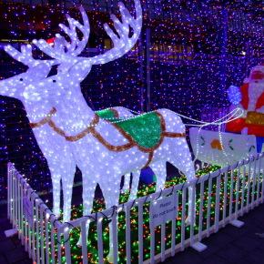 Миллион Рождественских огней