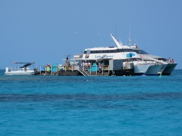 Lady Musgrave Cruise