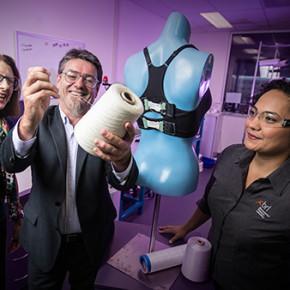 В Австралии создан первый в мире бионический бюстгальтер