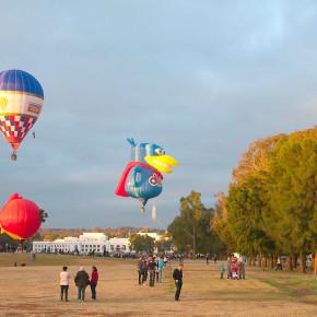 Фестиваль воздушных шаров - 2015