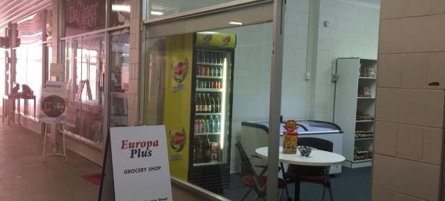 """""""Europa Plus"""" - новый местный русский магазин"""