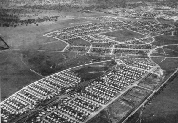Narrabundah 1950