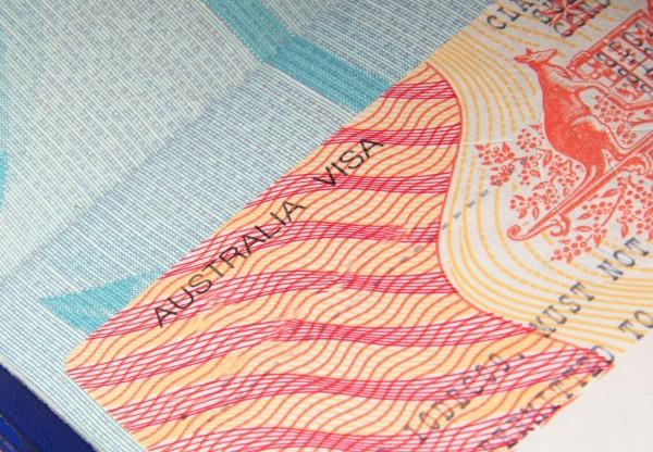 http://www.dreamstime.com/royalty-free-stock-image-australian-visa-closeup-passport-image33880826