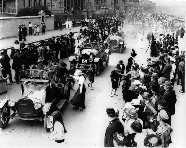 Anzac_day 1916 Sydney