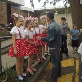 Русская школа на ярмарке в Гриффите