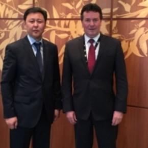 Казахстан хочет дружить с Австралией