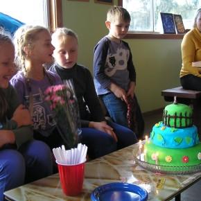 Детский день рождения по-австралийски
