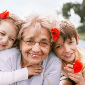 Школа здоровья для бабушек и внуков