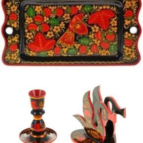 Подарки с русской душой