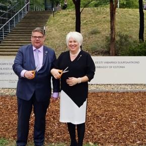 В Канберре начало работать Посольство Эстонии в Австралии