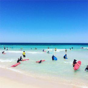 Австралия: Высокое синее небо, яркое солнце и чистота!