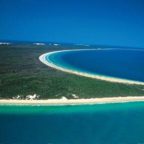 Уникальный остров Фрейзер