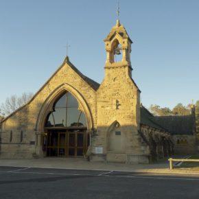 Церковь Всех Святых в Канберре
