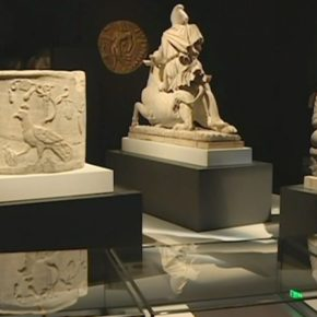 """Выставка """"История мира в 100 предметах"""" в Канберре"""