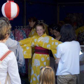 Фестиваль японской культуры в Канберре