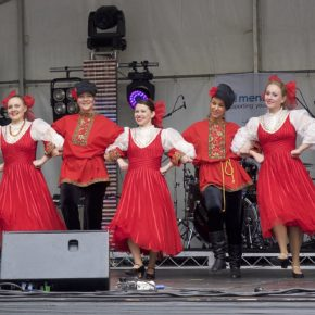 Русская Канберра на Фестивале 2017