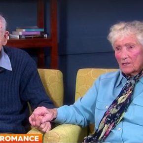 В Канберре выходят замуж даже в 93 года