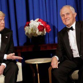 Намедни: Кредитная ставка, Тернбулл пародирует Трампа, Компенсация беженцам